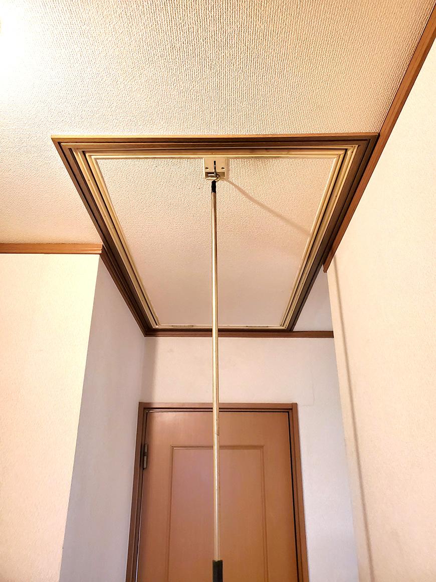 屋根引っ掛け棒