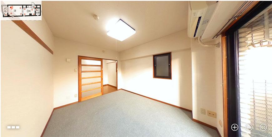 寿秀ハウス 2B号室本文