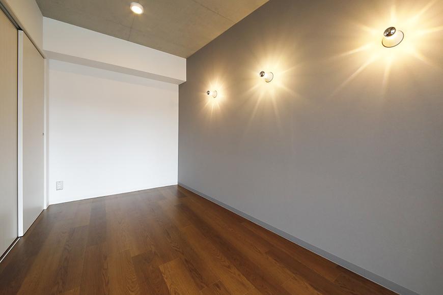 星が丘【02/HM】405号室_クローゼット収納前のベッド置き場_MG_5819