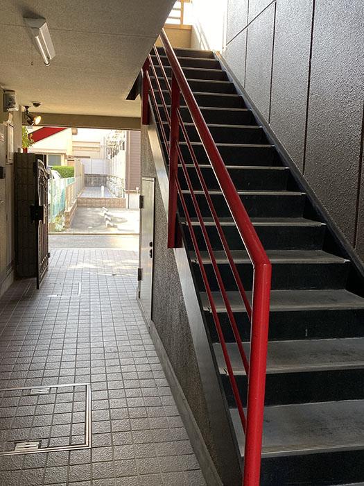 センチュリーヴィレッジ 階段