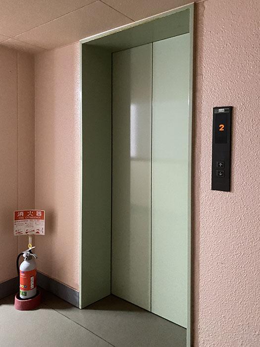 ルミナ新栄 エレベーター