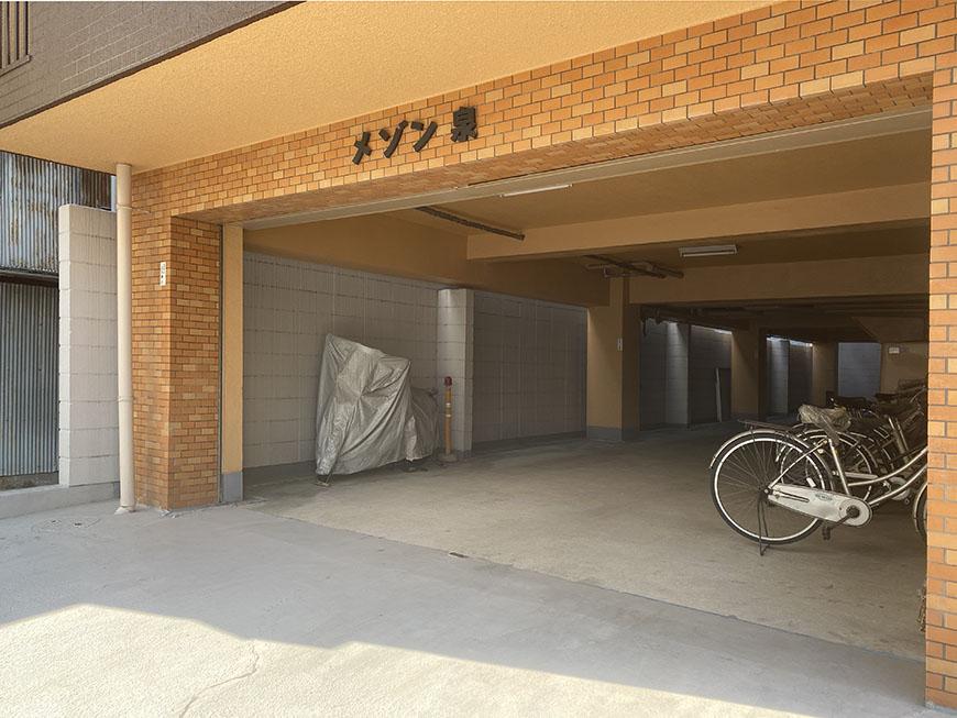メゾン泉 入り口2