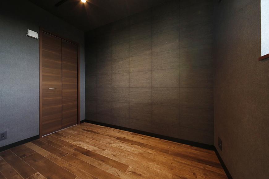 洋室入り口から見た洋室スペースです。_MG_8688