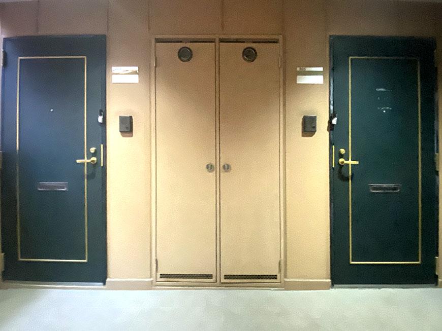 Studioナディア 玄関
