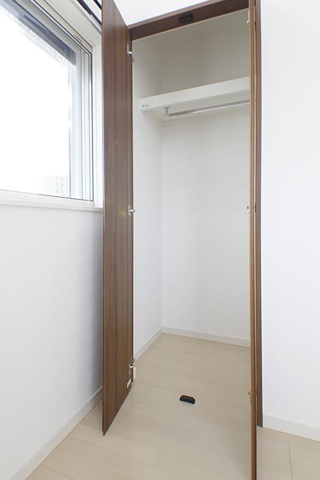 【RadIAnceさくら(レイディエンスさくら)】3階_洋室(4.83帖)_クローゼット収納_MG_1086