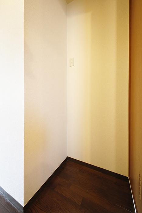 【ジュネス・5・栄】_3B号室_キッチン_冷蔵庫置き場_MG_2041