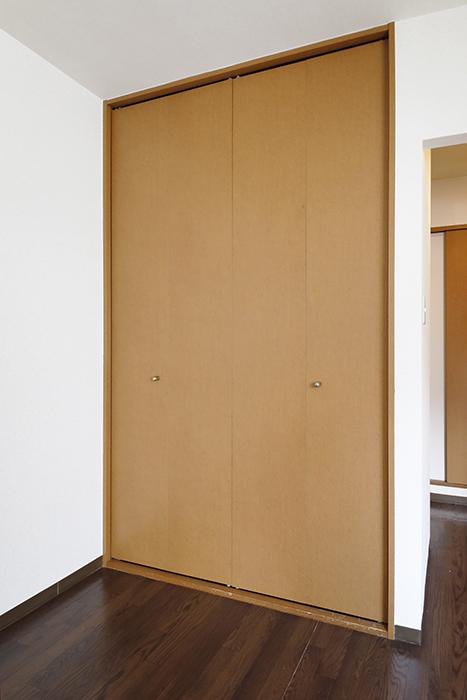 【ジュネス・5・栄】_3B号室_洋室_クローゼット収納_MG_1983
