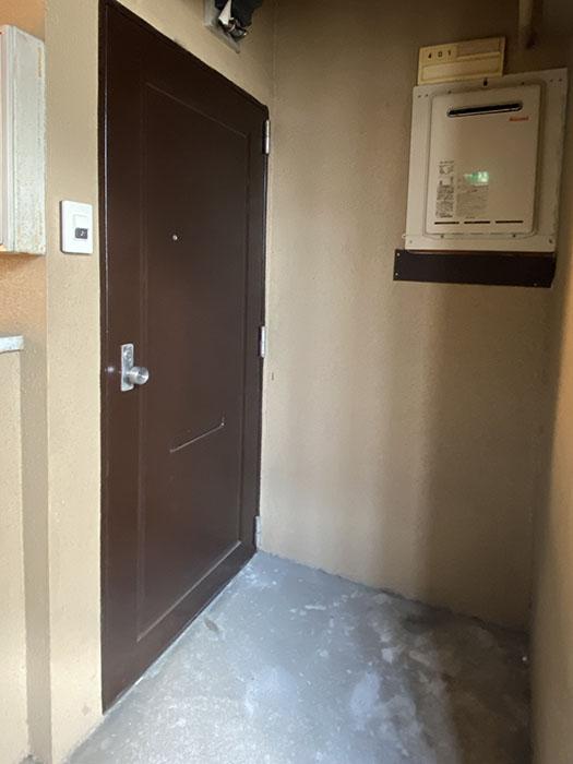コーポ葵 玄関ドア