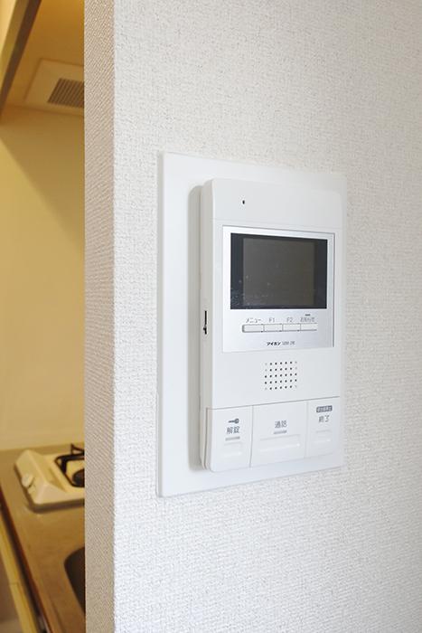 【ジュネス・5・栄】_3B号室_洋室_TVモニタ付インターフォン_MG_2015