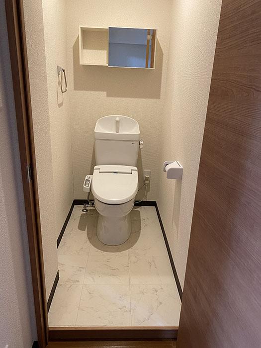 コーポ葵 トイレ