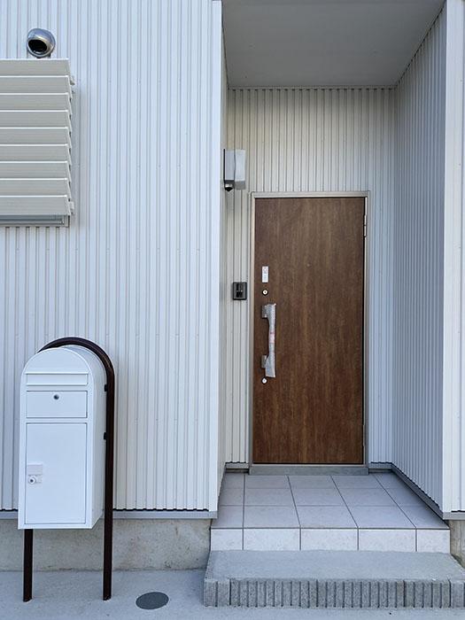 メゾンドブランⅤ玄関