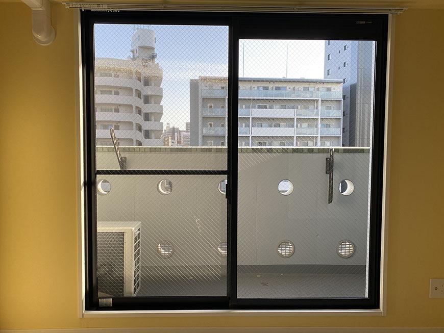ABCサクラガーデン 502号室ベランダ