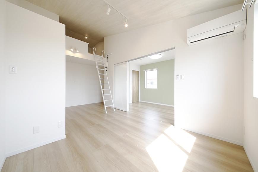 【Mon espace(モンエスパス)】A号室_2階_LDK_全景_MG_9487