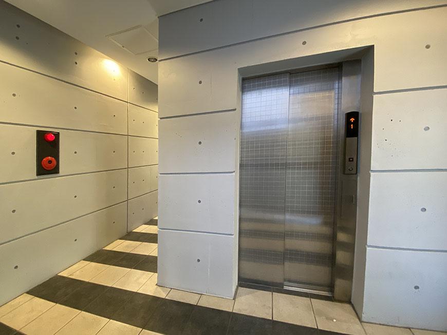 ABCサクラガーデン エレベーター