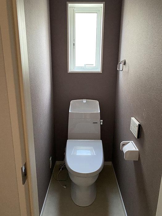 メゾンドブランⅤ β棟トイレ
