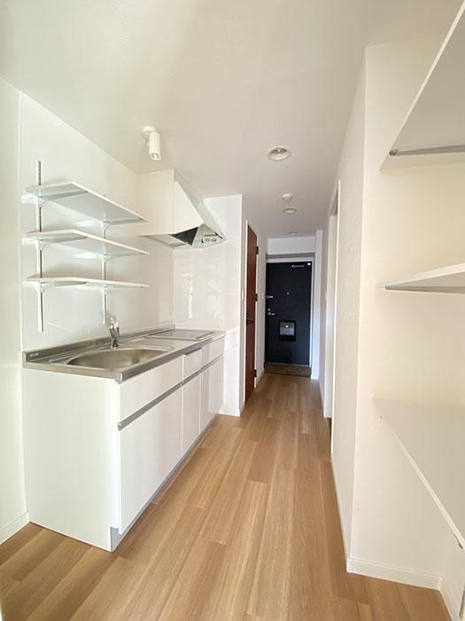 ABCサクラガーデン 205号室キッチン