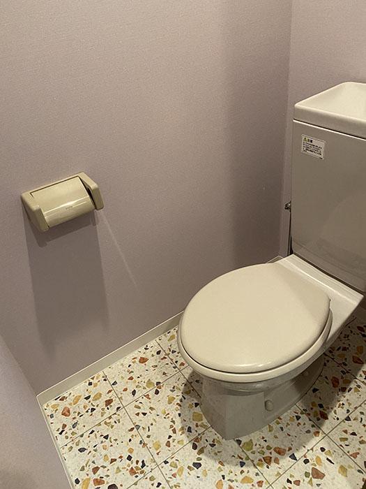 プロビデンス東新町 303号室トイレ