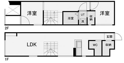 LeGioie名駅2 402号室シータ