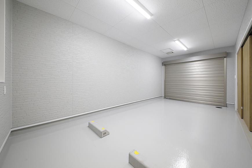 【Mon espace(モンエスパス)】A号室_ガレージ_全景_MG_9138