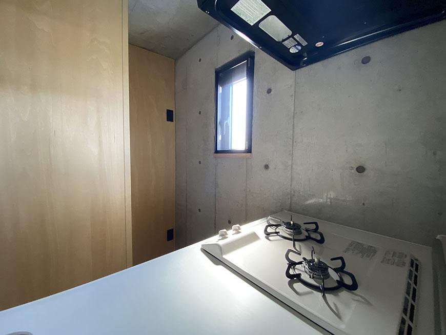 LeGioie名駅2 402号室キッチン2