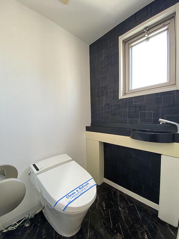 ライジング泉H・Mビル 2階トイレ