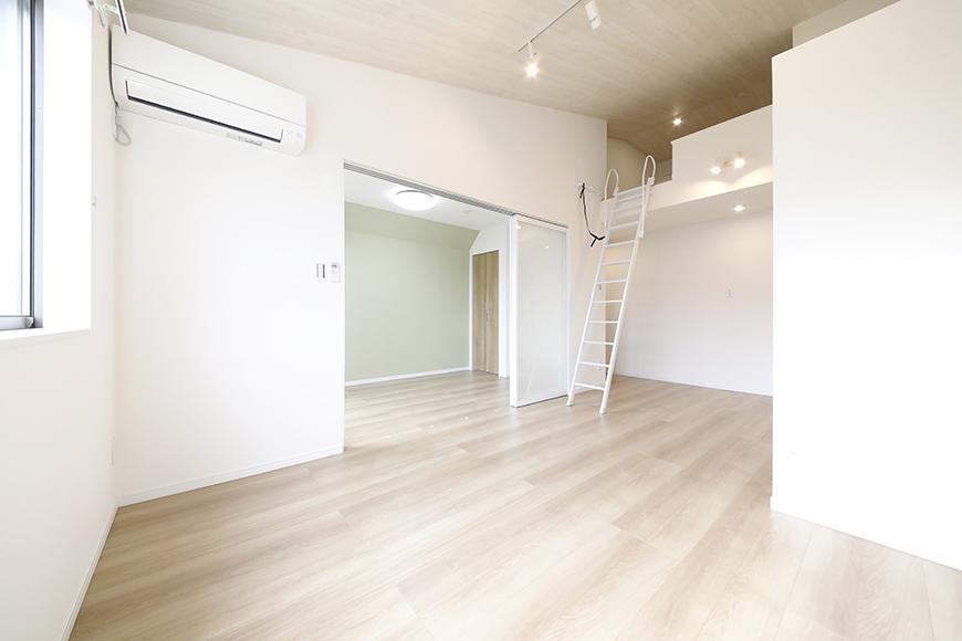 【Mon espace(モンエスパス)】B号室_2階_LDK_全景_MG_9962