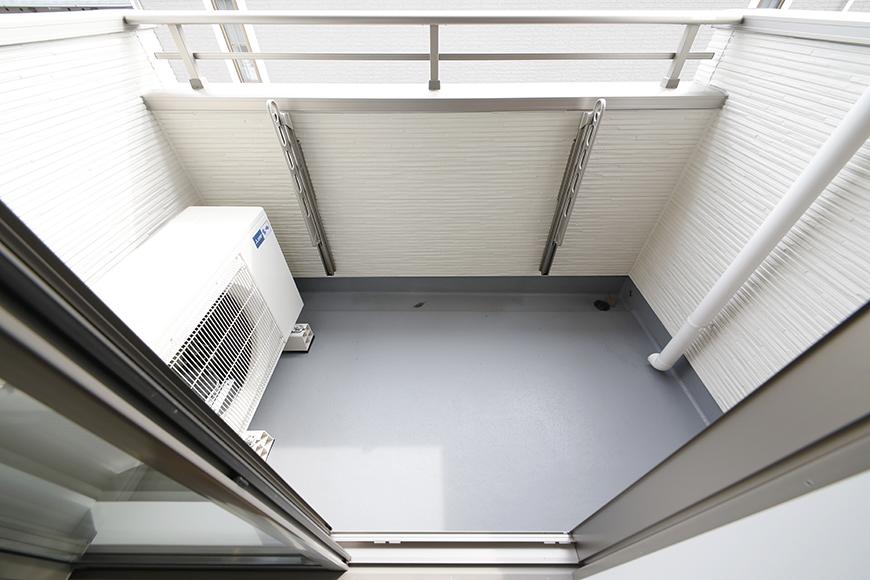 【Mon espace(モンエスパス)】B号室_2階_LDK_ベランダ_MG_0068