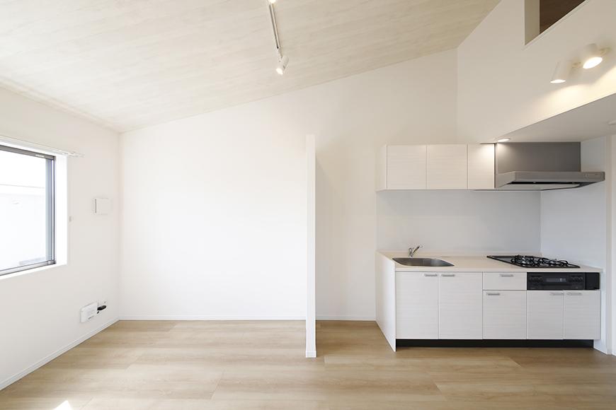 【Mon espace(モンエスパス)】A号室_2階_LDK_全景_MG_9494