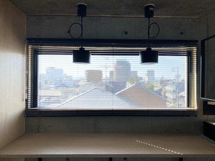 LeGioie名駅2 402号室カウンター2