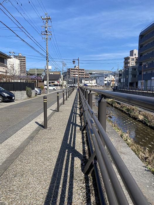 RIVER SIDE VILLAGE B棟川