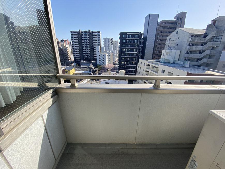 ライジング泉H・Mビル 701号室眺め1F