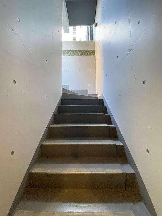ABCサクラガーデン 階段