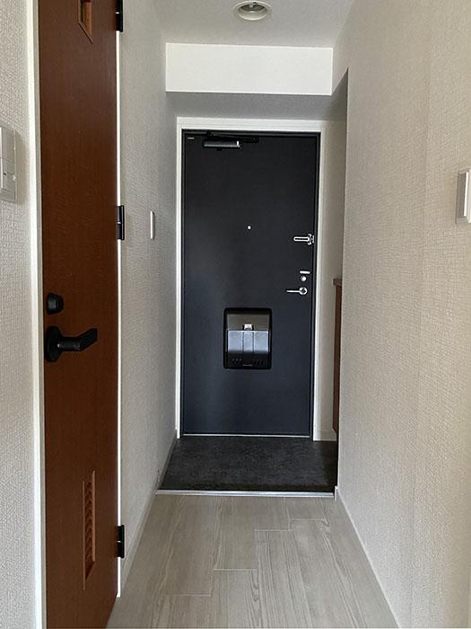 ABCサクラガーデン 502玄関