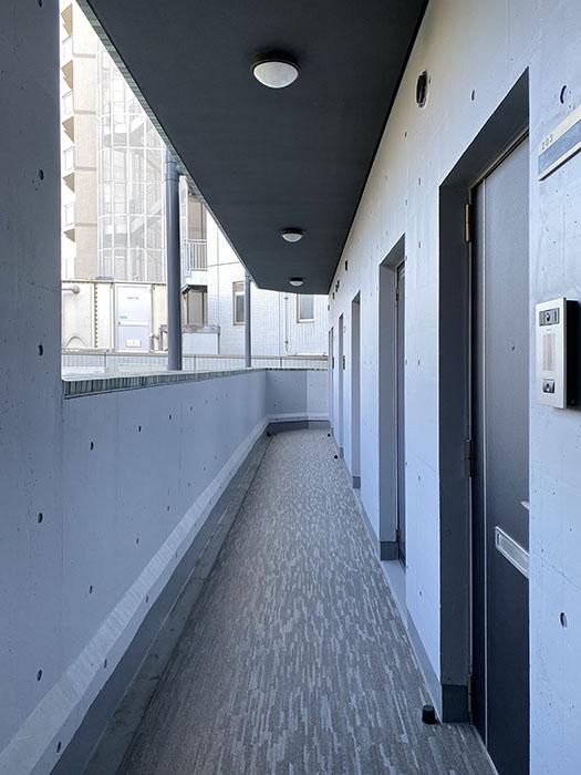 ABCサクラガーデン 廊下