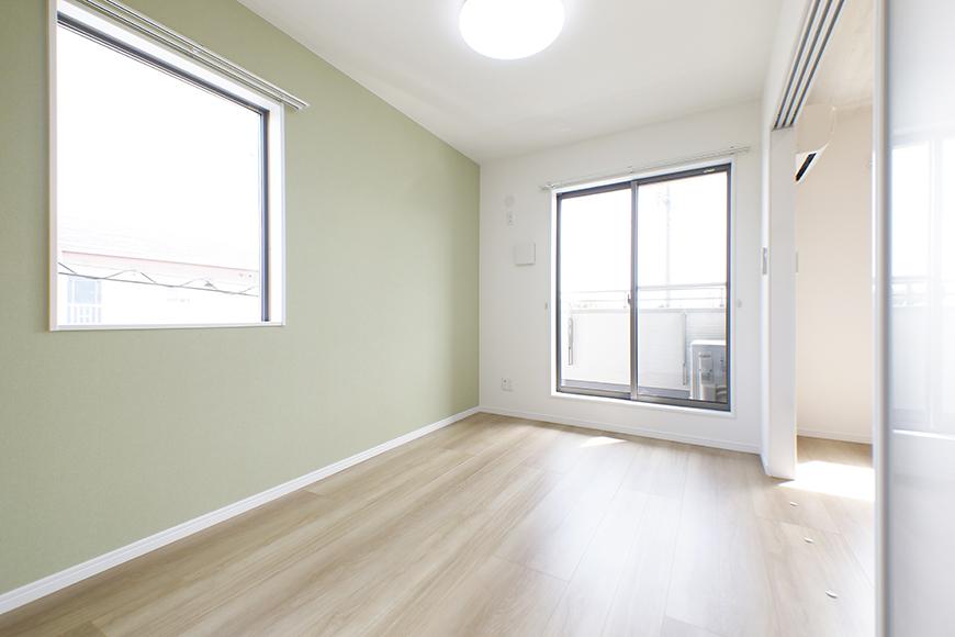 【Mon espace(モンエスパス)】A号室_2階_洋室(5.0帖)_全景_MG_9612