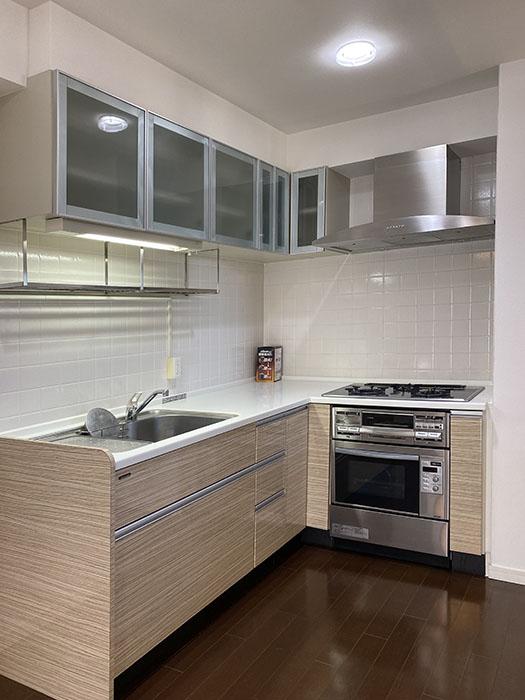 ライジング泉H・Mビル キッチン