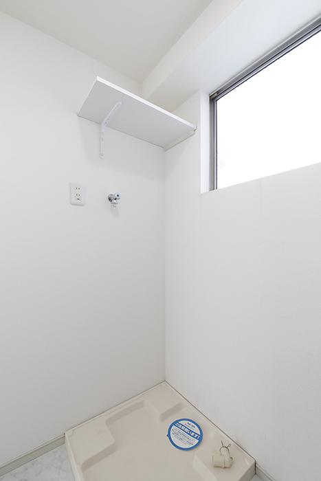 【山幸ビル】203号室_水回り_室内洗濯機置き場_MG_3081