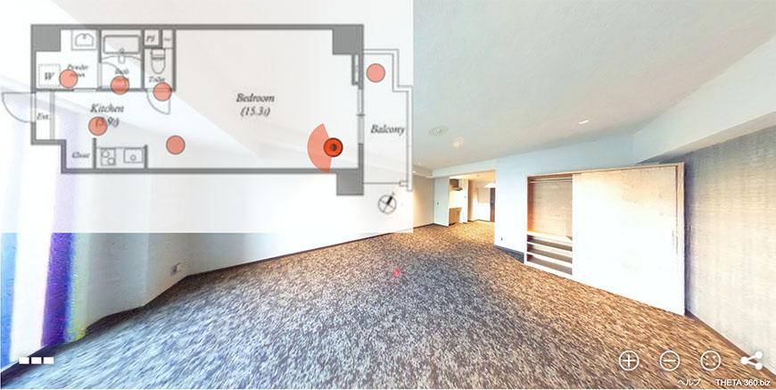T's Residence Nagoya 301号室本文jpg