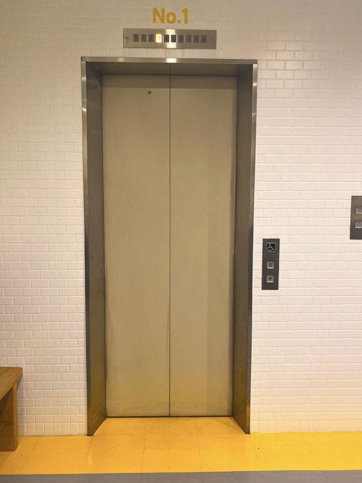 エスタシオン犬山 3階エレベーター