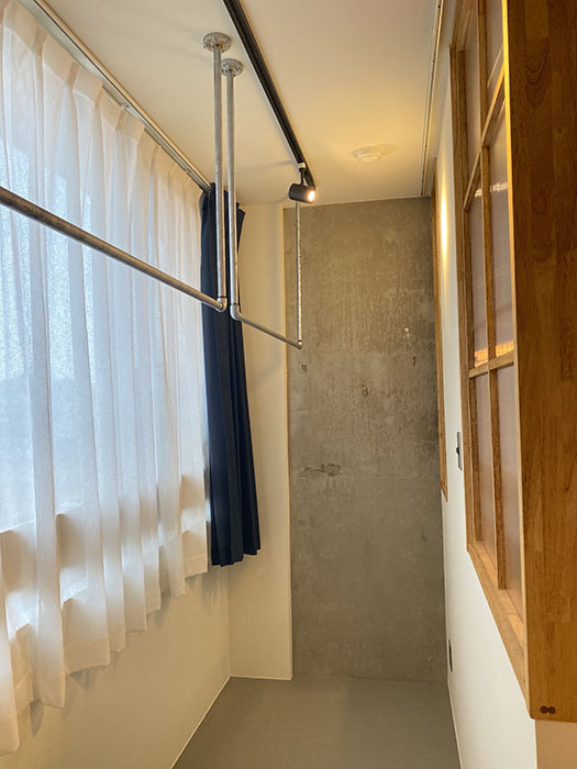 エスタシオン犬山 304号室ランドリー