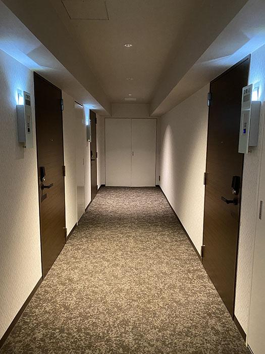 T's Residence Nagoya 共用部