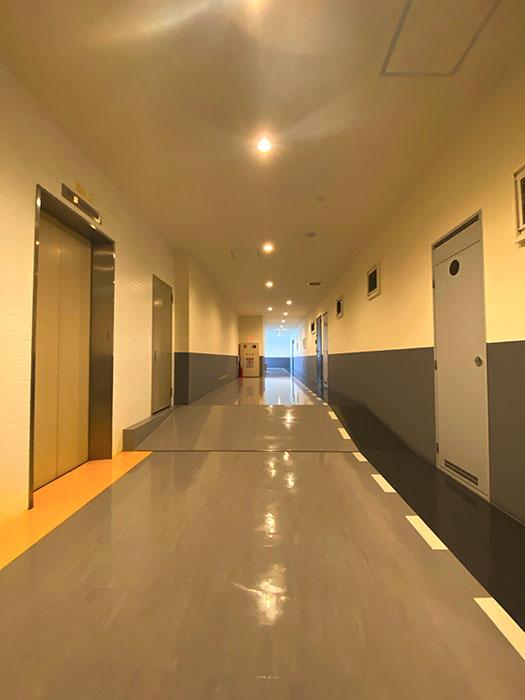 エスタシオン犬山 3回廊下