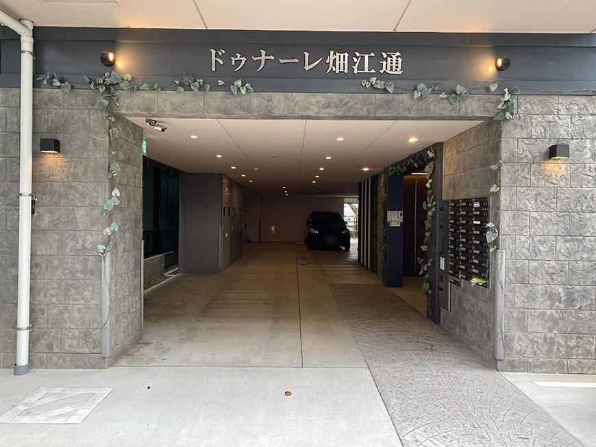 ドゥナーレ畑江通 エントランス2