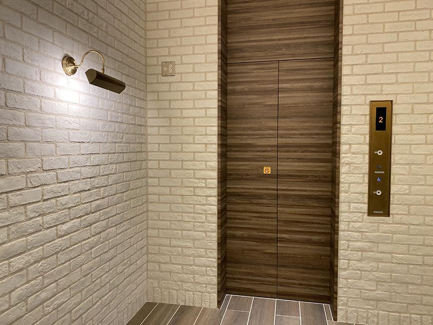T's Residence Nagoya エレベーター