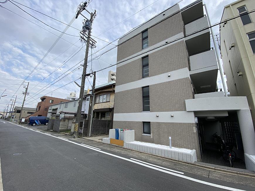 ザ・ハウス岩塚 外観