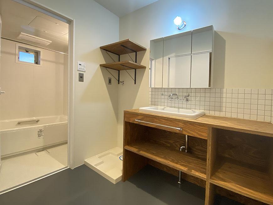エスタシオン犬山 304号室サニタリー