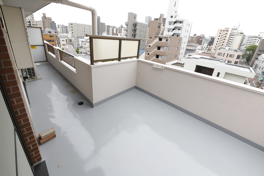 【泉ロイヤルビル】6B号室_バルコニー_MG_4037