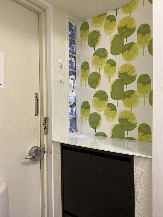 第5七福ビル 306号室玄関