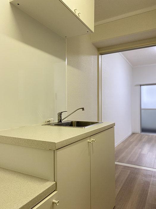 第5七福ビル306号室キッチン