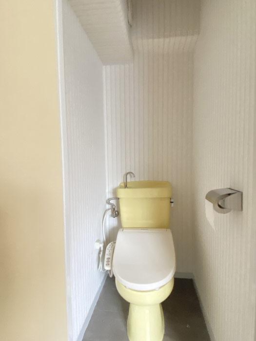第5七福ビル 401号室トイレ